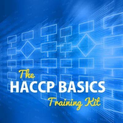 HACCP basics training kit
