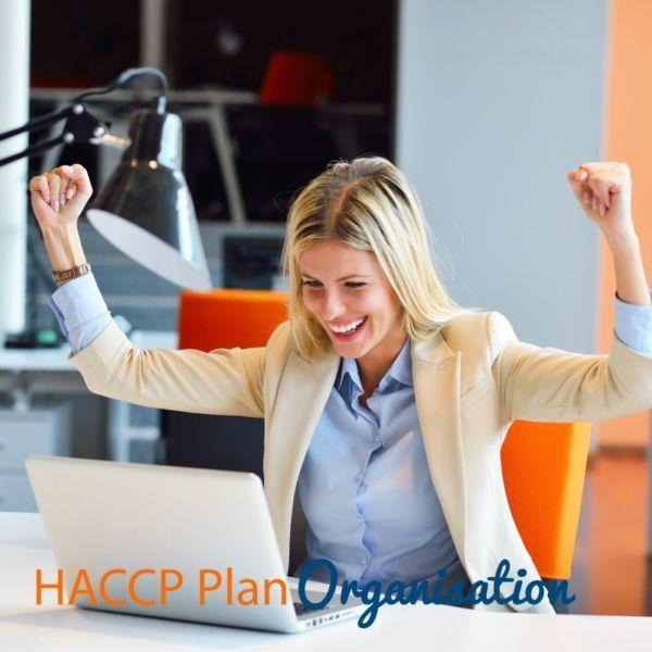 HACCP Plan Organisation - HACCP Mentor