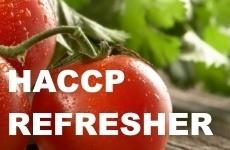 HACCP-Refresher
