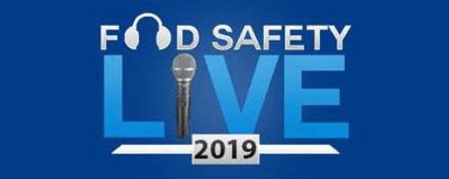 Food Safety Live 2019 Online Conference